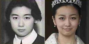 正田恵美子氏と佳子様を画像で比較