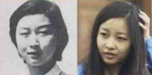 正田恵美子氏と佳子様